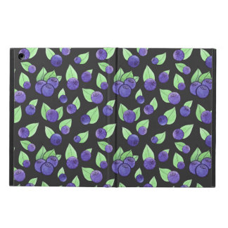 Watercolor Blueberry Case