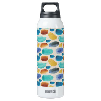 watercolor blurs SIGG thermo 0.5L insulated bottle