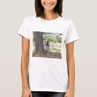Watercolor Boer Goat T-Shirt