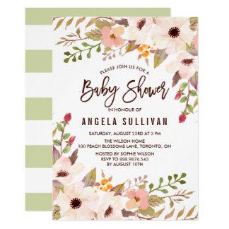 Bohemian Baby Shower Invitations Announcements Zazzle