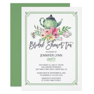 Bridal Tea Invitations & Announcements | Zazzle