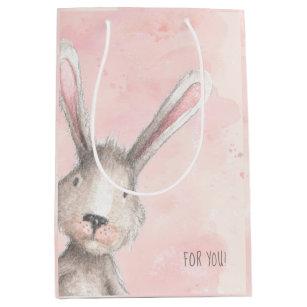 rabbit gift bags zazzle