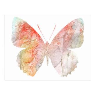 Watercolor Butterfly 2 Postcard