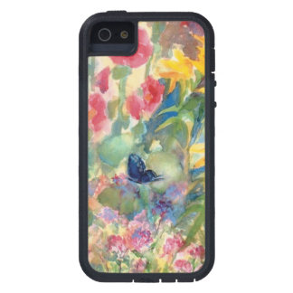 Watercolor Butterfly by Sue Ann Jackson iPhone SE/5/5s Case