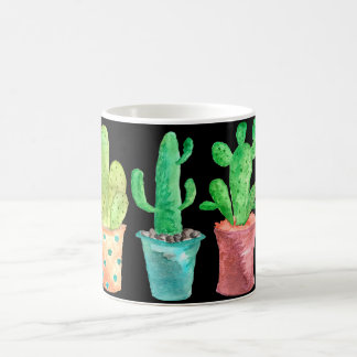 Watercolor Cactus Coffee Mug