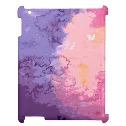 Watercolor Case For The iPad