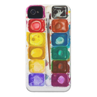 Watercolor Case-Mate iPhone 4 Case