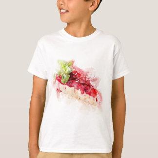 Watercolor cheesecake T-Shirt