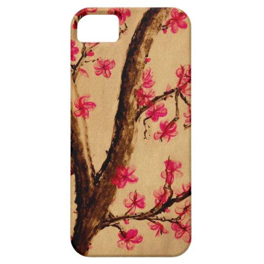 Watercolor Cherryblossom iPhone SE/5/5s Case