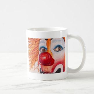 Watercolor Clown #10 Coffee Mug