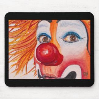 Watercolor Clown 10 Mousepads