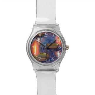 Watercolor Deepas Wristwatches