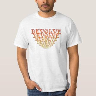 WATERCOLOR DEVOLVE T-Shirt