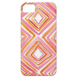 Watercolor Diamonds iPhone SE/5/5s Case