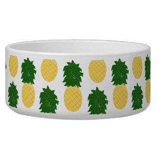 Watercolor Digital Pineapple Design Bowl