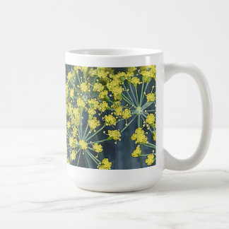 Watercolor Dill Coffee Mug