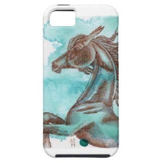 Watercolor Equine Art iPhone 5 Cases