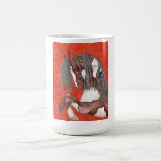 Watercolor Equine Art Mugs
