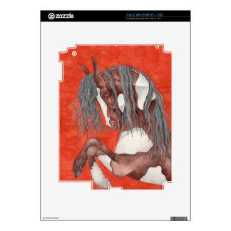 Watercolor Equine Art iPad 2 Skins