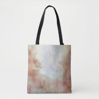 Watercolor Fall Background Tote Bag