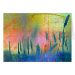 Watercolor Field Greeting Cards