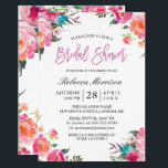 """Watercolor Floral Botanical Wreath Bridal Shower Card<br><div class=""""desc"""">================= ABOUT THIS DESIGN ================= Watercolor Floral Botanical Spring Bridal Shower Invitation. (1) For further customization, please click the &quot;Customize&quot; button and use our design tool to modify this template. (2) If you prefer thicker papers, you may consider to choose the Matte Paper Type. (3) If you need help or...</div>"""