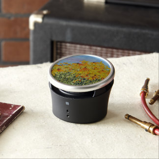 Watercolor Floral Bumpster Speaker