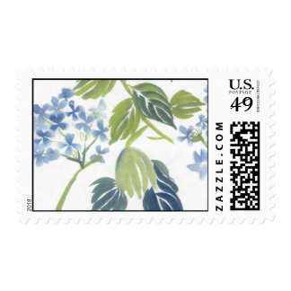 Watercolor Floral Stamp