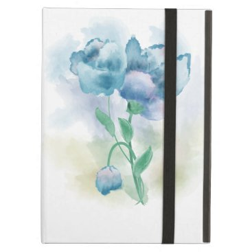 Watercolor Flower Case For iPad Air