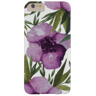 Watercolor Flowers - Everlasting iPhone Case