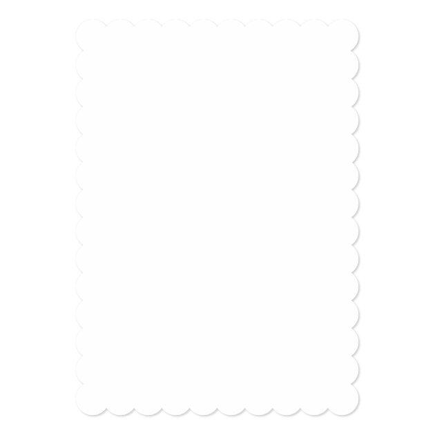 Watercolor Flowers | Faux Glitter Graduation Party Card (back side)