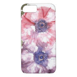 Watercolor flowers iPhone 7 case