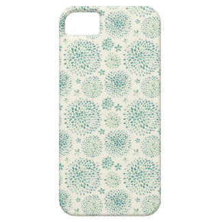 Watercolor flowers pattern iPhone SE/5/5s case