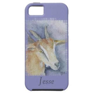Watercolor Goat/Kid iPhone SE/5/5s Case