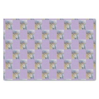 Watercolor Goat Tissue Paper