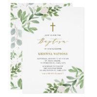 Baptism & Christening Invitations<