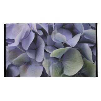 Watercolor Hydrangea iPad folio iPad Folio Cover