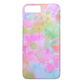 Watercolor iPhone 7 Plus, Barely There Phone Case