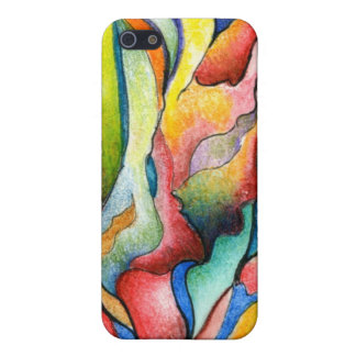 Watercolor iphone case cases for iPhone 5