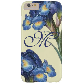 Watercolor Iris iPhone 6 Plus Barely There iPhone 6 Plus Case