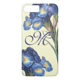 Watercolor Iris iPhone 7 Plus iPhone 8 Plus/7 Plus Case