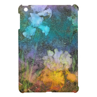 Watercolor Irises iPad Mini Case