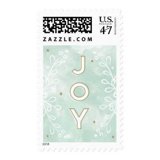 Watercolor Joy Stamps