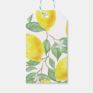 fcb952782 Lemon Gift Tags   Gift Enclosures