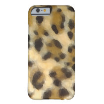 Watercolor Leopard Print iPhone 6 Case (Case-Mate)