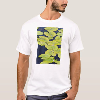 Watercolor Lily Pads T-Shirt
