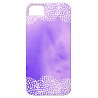 Watercolor Little Blossoms iPhone 5/5s Case