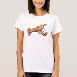 Watercolor Lobster T-Shirt