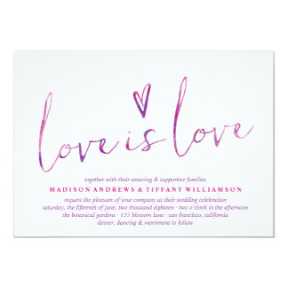 Find customizable Lesbian Wedding invitations & announcements of all sizes. Pick your favorite invitation design from our amazing selection.