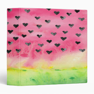 d585f8a1b4e0d Personalize Your Own Cute Watermelon Binder - Stay Organized Today ...